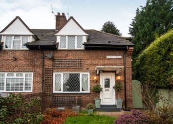 Thumbnail 2 bed end terrace house for sale in Robin Hood Way, London