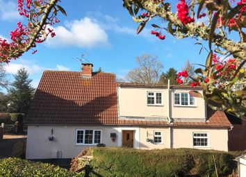 Thumbnail 4 bed link-detached house for sale in West Hill Road, West Hill, Ottery St. Mary