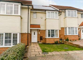 Thumbnail 4 bed terraced house for sale in St. Pauls Crescent, Faversham, Kent