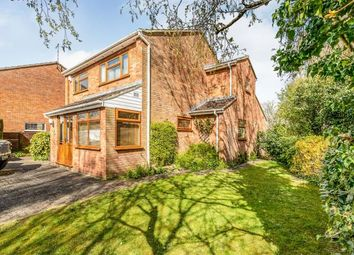 Eborall Close, Woodloes Park, Warwick, Warwickshire CV34. 4 bed detached house for sale