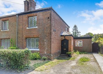 Thumbnail 3 bed semi-detached house for sale in Romill Close, West End, Southampton