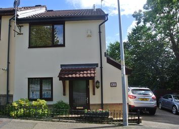 Thumbnail 2 bed end terrace house for sale in Beechleigh Close, Greenmeadow, Cwmbran