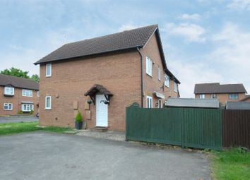 Thumbnail 1 bed end terrace house for sale in Moore Close, Cippenham, Slough