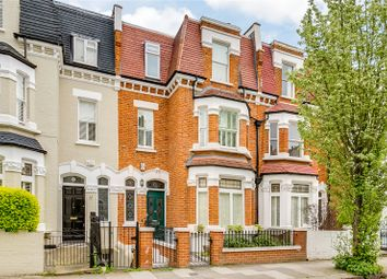 Thumbnail 6 bed terraced house for sale in Rostrevor Road, London