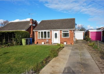 Thumbnail 3 bed detached bungalow for sale in Bradway, Sturton By Stow, Lincoln