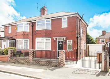 Thumbnail 3 bed semi-detached house for sale in Brookfield Drive, Swinton, Manchester