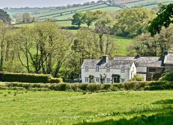 Thumbnail 3 bed cottage for sale in Chillaton, Lifton, Devon.