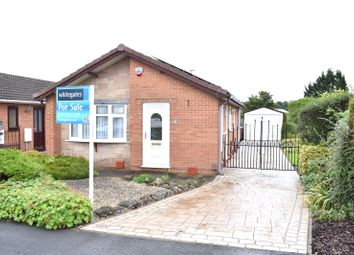 Thumbnail 2 bed detached bungalow for sale in Andrew Avenue, Ilkeston, Derbyshire