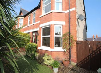 Thumbnail 4 bed property for sale in Woodhill Road, Colwyn Bay
