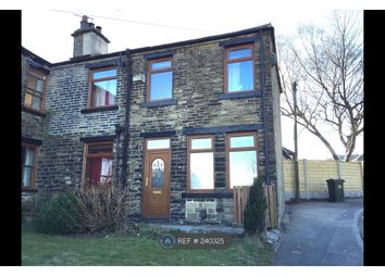 Thumbnail 2 bed semi-detached house to rent in Hill Crest Road, West Yorkshire