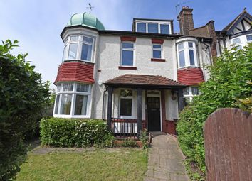 Thumbnail 3 bed flat for sale in Streatham Common North, London