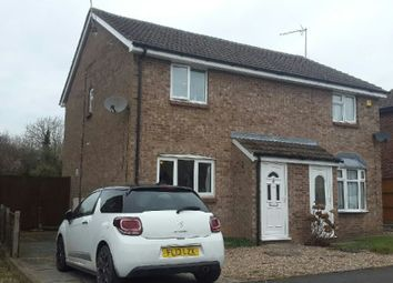 Thumbnail 3 bed semi-detached house to rent in Foxhill Drive, Glen Parva, Leicester
