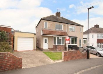 Thumbnail 3 bed semi-detached house for sale in Hollinsend Avenue, Sheffield, South Yorkshire
