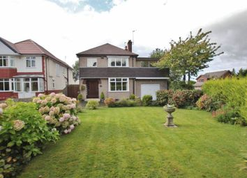Thumbnail 4 bed detached house for sale in Pensby Road, Heswall, Wirral