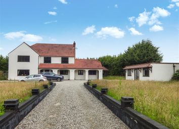 Thumbnail 5 bed detached house for sale in Hoe Lane, Nazeing, Waltham Abbey