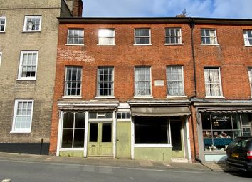 Thumbnail 4 bed terraced house for sale in Market Hill, Woodbridge