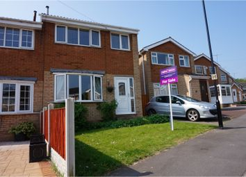 Thumbnail 3 bed semi-detached house for sale in Tulip Tree Close, Sheffield