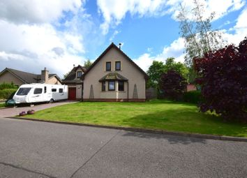 Thumbnail 4 bed detached house for sale in Teapot Bank, Morebattle