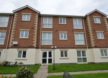 Thumbnail 2 bed flat for sale in Manor House, Harpham Close, Scunthorpe