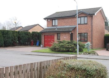 Thumbnail 4 bed detached house for sale in Farm Court, Bothwell, Glasgow