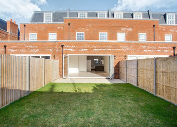Thumbnail 4 bed town house for sale in Weevil Lane, Gosport