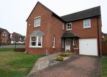 Thumbnail 4 bed detached house for sale in Big Brigs Way, Newtongrange