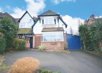 Thumbnail 3 bedroom semi-detached house for sale in Green Road, Hall Green, Birmingham