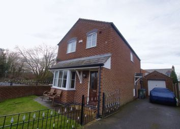 Thumbnail 3 bed detached house for sale in Mount Zion, Brymbo, Wrexham