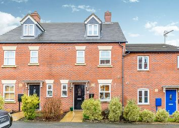 Thumbnail 4 bed town house for sale in The Ride, Desborough, Kettering