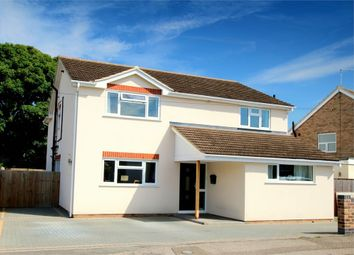 Thumbnail 4 bed detached house for sale in Shirdley Road, Eynesbury, St. Neots