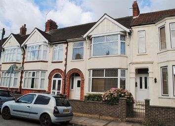 Thumbnail 3 bed terraced house for sale in Balmoral Road, Kingsthorpe, Northampton