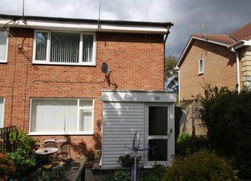 Thumbnail 2 bedroom flat to rent in Greenacres Road, Consett