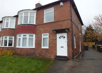 Thumbnail 2 bedroom flat to rent in Ovington Grove, Fenham, Newcastle Upon Tyne