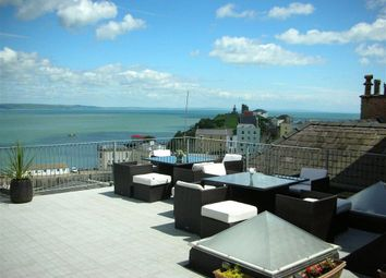 Thumbnail 5 bed maisonette for sale in Tiffany House, Tudor Square, Tenby, Pembrokeshire