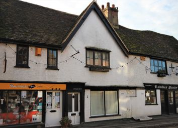 Thumbnail 1 bed terraced house for sale in Church Street, Chesham