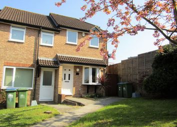 Thumbnail 2 bed end terrace house to rent in Bracklesham Close, Southampton