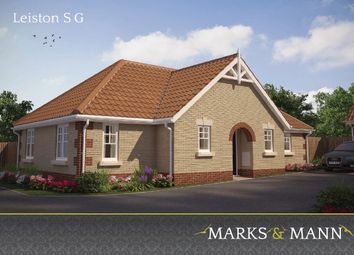 Thumbnail 3 bed detached bungalow for sale in Farriers Road, Stowmarket