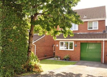 Thumbnail 3 bed detached house for sale in Church Meadow, Boverton, Llantwit Major