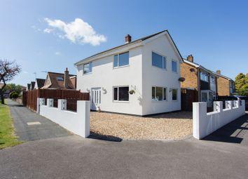 Thumbnail 4 bed detached house for sale in Burney Road, Alverstoke, Gosport