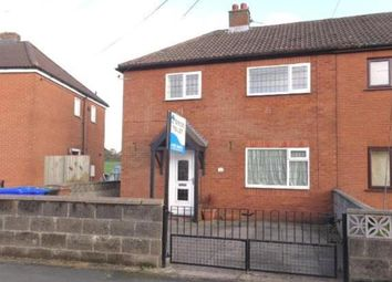 Thumbnail 3 bed property to rent in East Street, Weston Coyney, Stoke-On-Trent