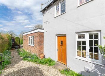 Thumbnail 2 bed cottage for sale in The Street, Helhoughton, Fakenham