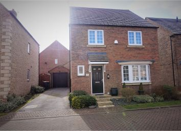 Thumbnail 4 bed detached house for sale in Bunting Drive, Leighton Buzzard