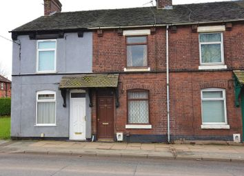 Thumbnail 2 bed terraced house to rent in Dividy Road, Bentilee, Stoke-On-Trent
