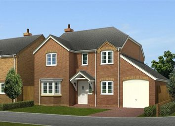 Thumbnail 4 bed detached house for sale in Main Street, Cosby, Leicester