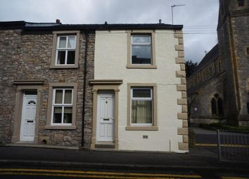 Thumbnail 1 bed end terrace house to rent in Lowergate, Clitheroe