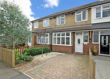 Thumbnail 3 bed terraced house for sale in Wendover Drive, Bedford