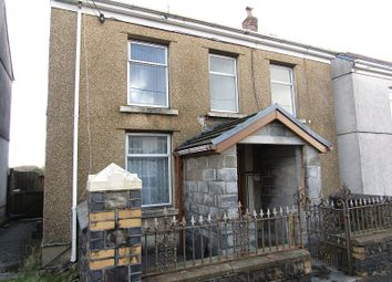 Thumbnail 3 bed detached house for sale in New Road, Ystradowen, Swansea, City And County Of Swansea.