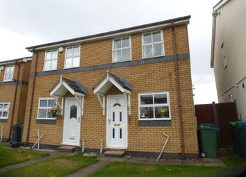 Thumbnail 2 bedroom semi-detached house for sale in Waterways Drive, Oldbury