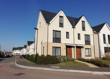 Thumbnail 4 bed semi-detached house for sale in Budding Way, Dursley, Gloucestershire, .