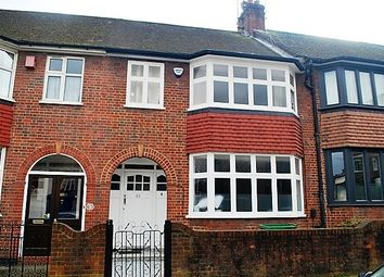 Thumbnail 4 bed terraced house to rent in Kelross Road, London